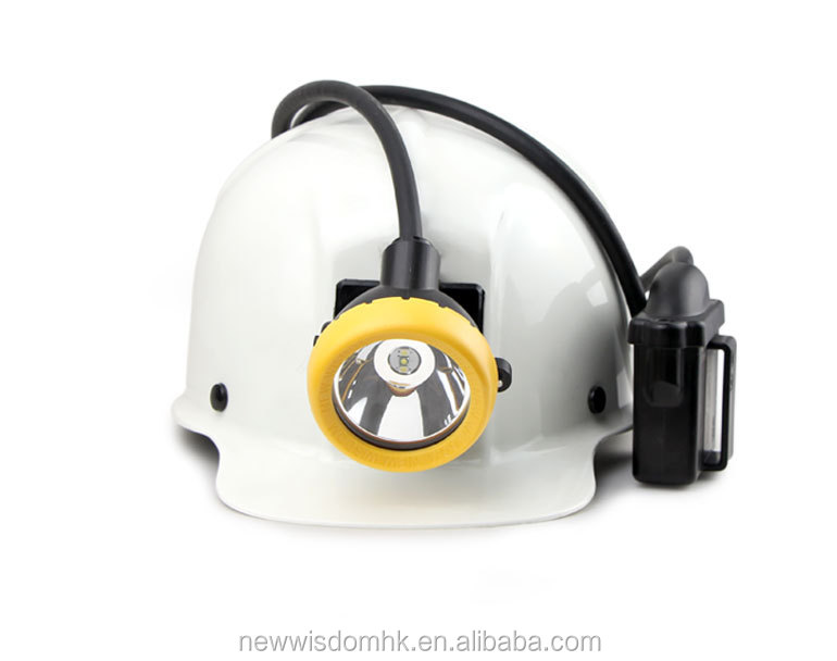 rechargeable led miner light kl5m wisdom mining led cap lamps