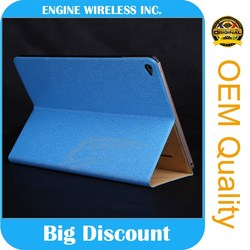 multi-folding stand leather case minion case for ipad 2 3 4