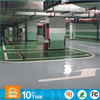 Self Leveling concrete chrome water based automotive paint