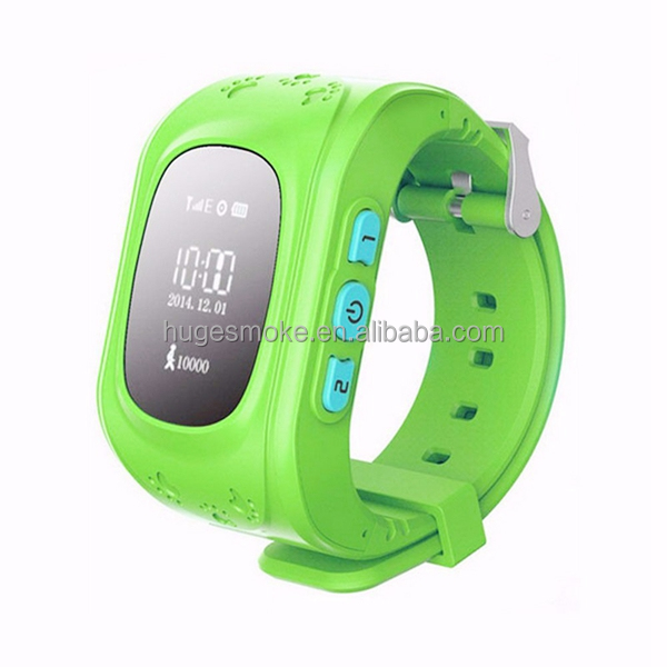 hidden wrist watch gps tracking device for kids gps tracker bracelet