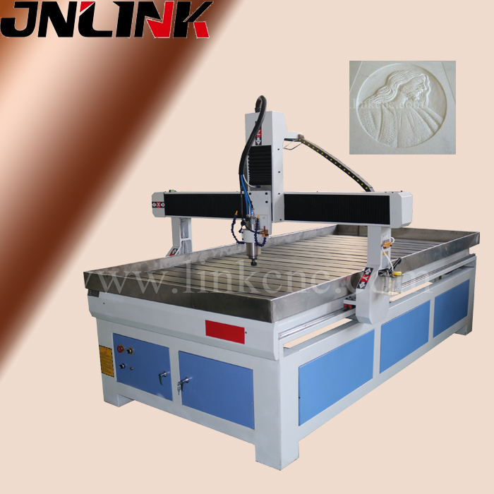 Good character automatic 3d wood carving cnc router LXGS1224 cnc router aluminum frame