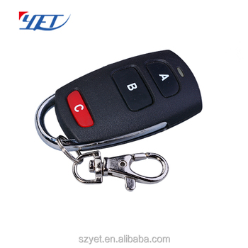 China Shenzhen Yaoertai hot selling wireless rf 433mhz the copy code duplicate remote control yet084