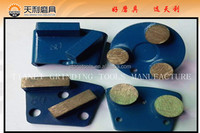 Metal Bond Diamond HTC Grinding Disc with Concrete Grinding Segment for EZ Change