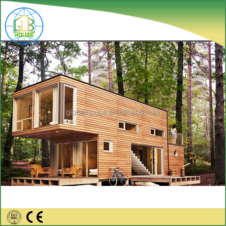 Pre-made 20ft 40ft wooden dubai container house home