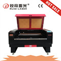 High quality plastic laser cutting engraving machine from Guangzhou Ruidi with CE