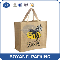 jute handle bag/shopping bag