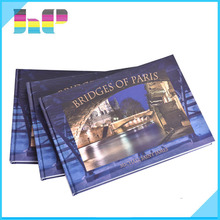 Comfortable texture pleasant reading awesome effect custom photo books printing