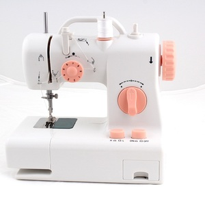 FHSM-318 tape double stitch treadle sewing machine