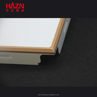 Cheap ceiling soundproof panel for interior decoration stretch pop down ceiling design