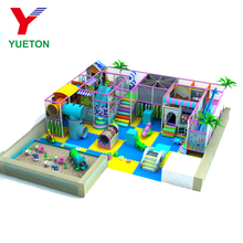 2018 Top Sale Favorite Ocean Playground Soft Indoor Kids Playing Area