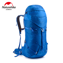 Naturehike 45L Large-capacity Custom Hiking Backpack Camping for Outdoor Sports and Leisure Travel on Foot Shoulder Bag