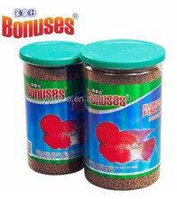 BONUSES 300G flower horn coloring fish food B01056