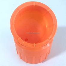 Heavy duty casing thread protector
