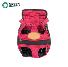 Factory Price Fleece Paddedcar Crate Wire Cage Backpack Dog Carrier