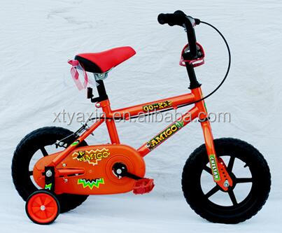 12inch 20 inch children bicycle/kids full range bike Factory Offer Kids Bike with Basket