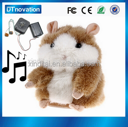 Interactive Electronic Language Educational Bear Toy