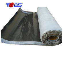 self adhesive bitumen waterproof membrane roofing , peel and stick roof underlayment