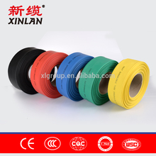 Custom made blue heat shrink from China famous supplier