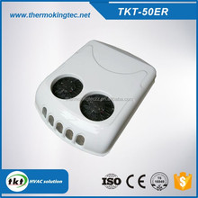 TKT-50ER roof top 12v TRUCK air conditioner for tractors