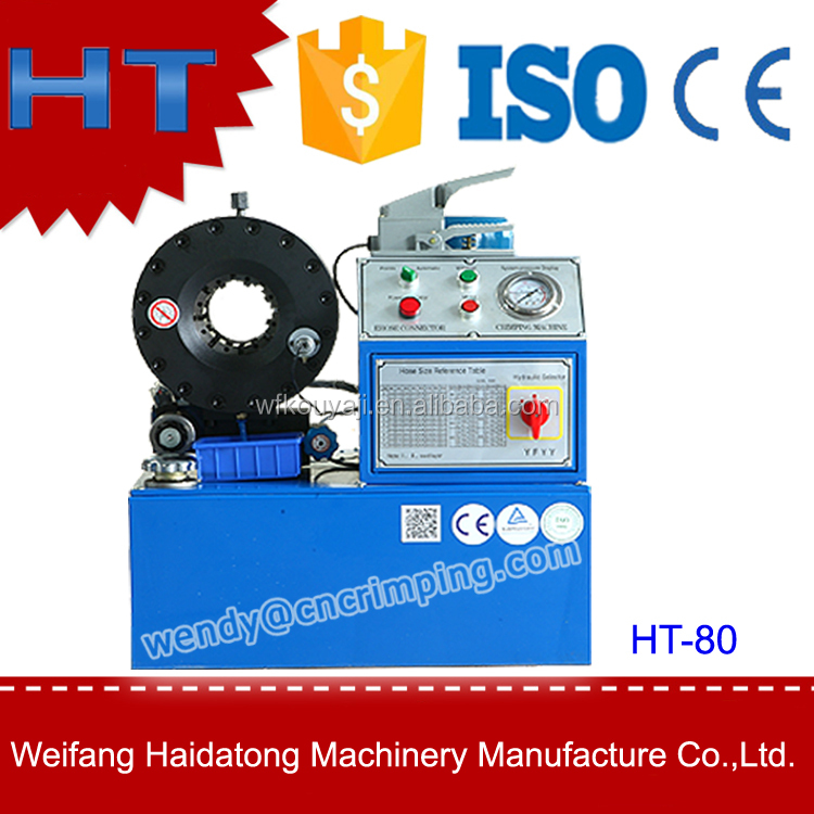 cable lug crimping machine
