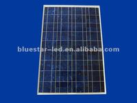 high efficiency price per watt 85W solar panel