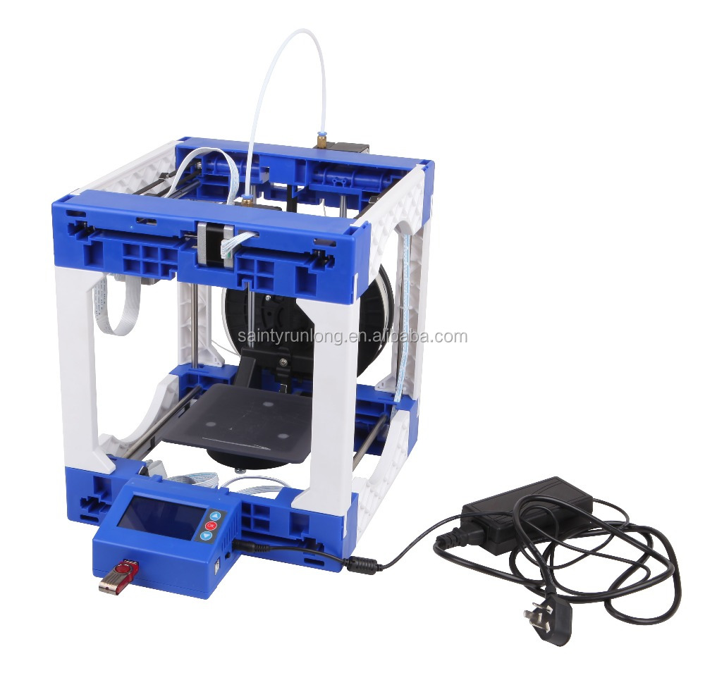 2016 new high quality ABS plastic FDM DIY 3d photo printer part