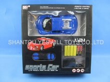 plastic toy modle 4ch rc racing car with charger