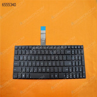 US version/Layout laptop keyboard For ASUS X501A BLACK (Without Frame,Without Foil)