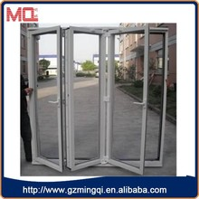 Modern design bifold window customized aluminium windows