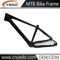Yedo Carbon Fiber Bike Frame Disc Brake 29er Carbon Bike Frame Disc Brake