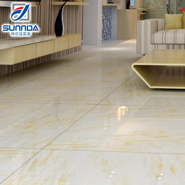 600x600mm popular design low price Foshan glazed polished porcelain floor and wall tiles