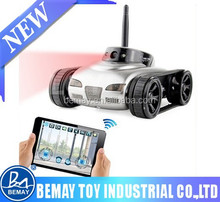 2015Newest I-Spy FPV mini rc car wifi control, 777-270 rc tank toy,remote control car with spy camera.