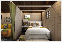 Factory direct hot sale low cost prefab house best price with bedroom
