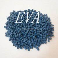 EVA molded pellet for injection shoes