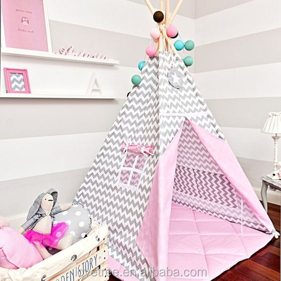 Lovetree CE Children Solar Tent,CE Growing Kids Teepee Tent