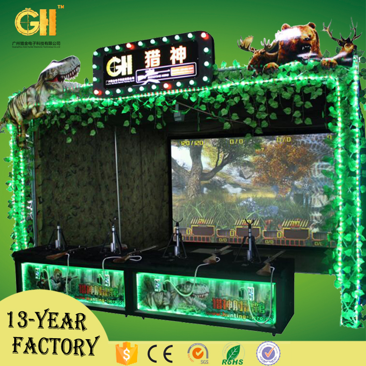 Indoor and outdoor clay pi geon shooting of Higih Quality
