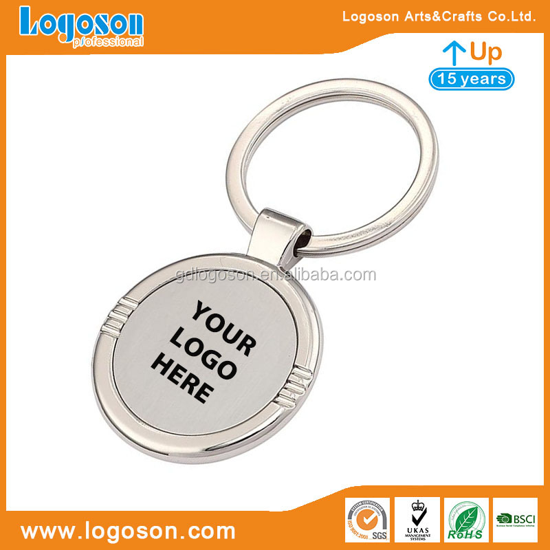 Free Samples Promotion Gifts Custom Keychains Creat Your Own Company Logo Different Types Metal Blank Keyrings