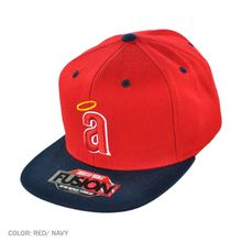 Back 2 Front Angels Snapback Baseball Cap