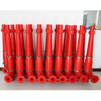 For classification and desliming FX-150 mining polyurethane cyclonehydrocyclone Separators / Gravity Separator
