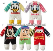 2014 hot sell special design baby romper/baby wear/baby clothes