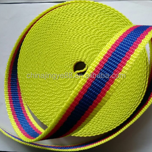 High quality webbing strap decorative webbing