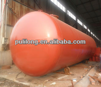 oil and gas pressure vessel