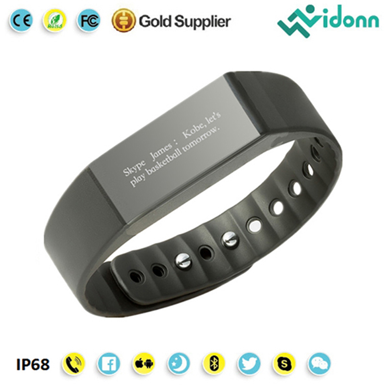 IOS Android Mobile Device Bluetooth Health Smart Band Bracelet Calorie Counter reloj inteligente