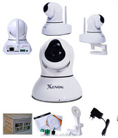 WIFI Wireless Webcam IR Night Vison CCTV Security IP Camera Support 364G SD Card wholesales Plug and Play camera