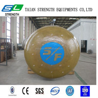 SL pressure steel natural gas cooking storage tank