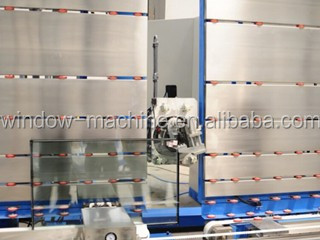 Double Glass Production Line / Double Glass Making Machine LB1600P