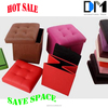 cube lounge chair and ottoman , folding storage ottoman furniture