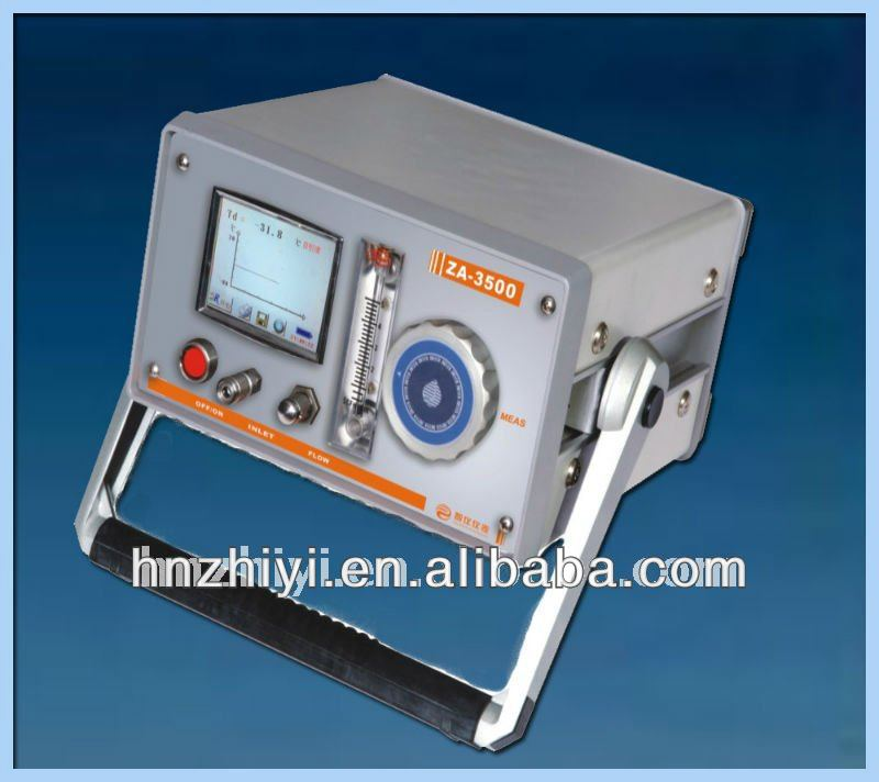 ZA-3500 Portable Dew Point Detecting Equipment