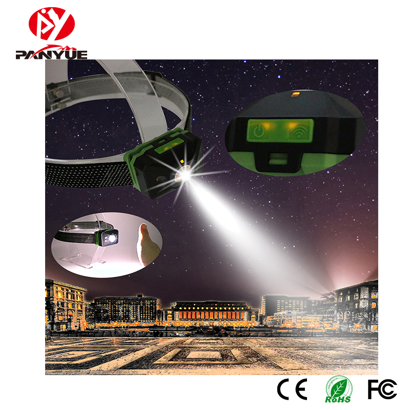 Hot Sale Head Torch Light Waterproof High Power Led Headlamp