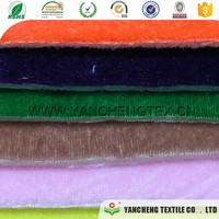 Factory manufacture various polyester compound oem fabric fleece fabric